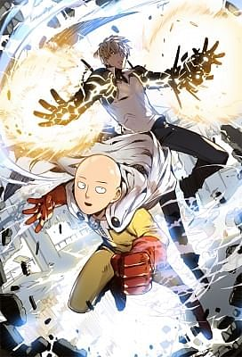 Ванпанчмен (Спешл) / One Punch Man Special