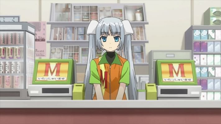 Мисс Монохром / Miss Monochrome Скриншот 1